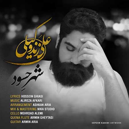 Ali Zand Vakili Shahre Hasood - دانلود آهنگ جدید علی زند وکیلی به نام شهر حسود