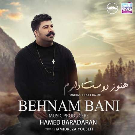Behnam Bani Hanooz Dooset Daram 1 - دانلود آهنگ جدید بهنام بانی به نام هنوز دوست دارم