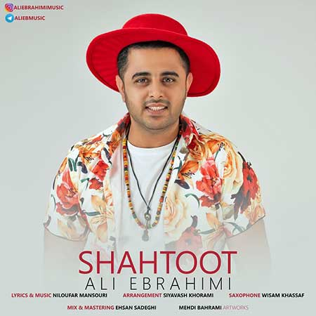 دانلود آهنگ جدید علی ابراهیمی به نام شاتوت