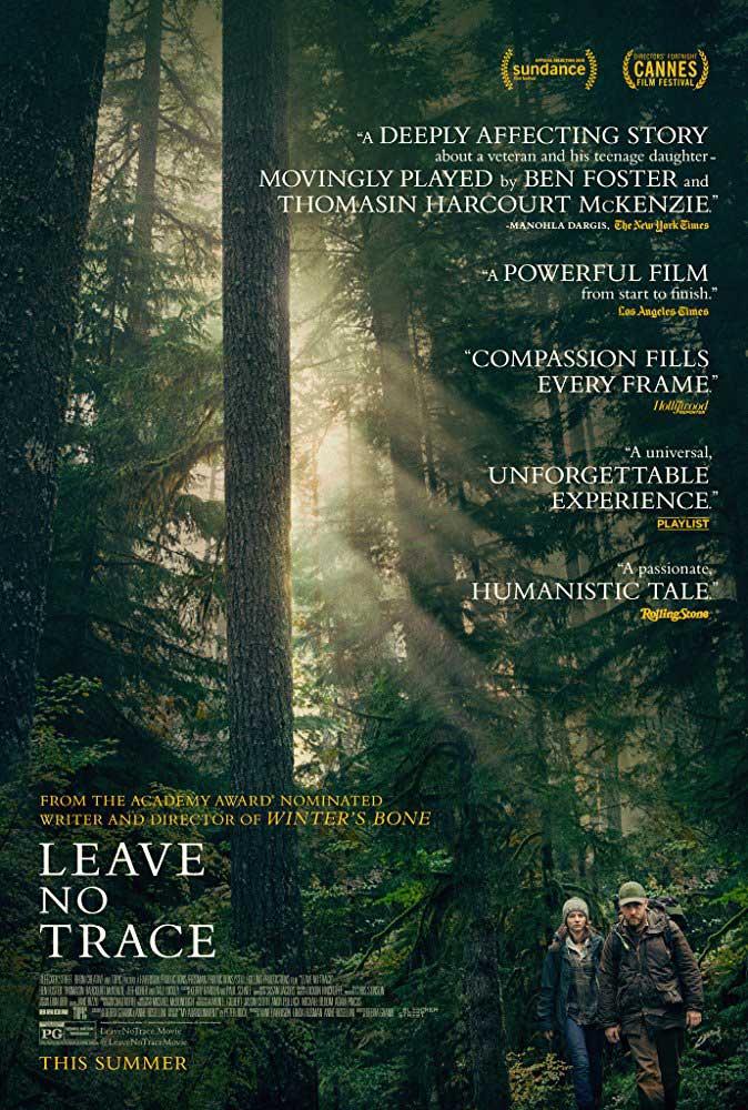 دانلود فیلم Leave No Trace 2018