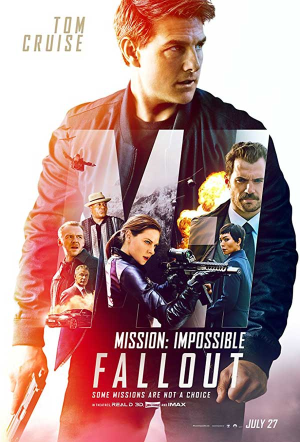 Mission Impossible 2018 - دانلود فیلم Mission Impossible Fallout 2018