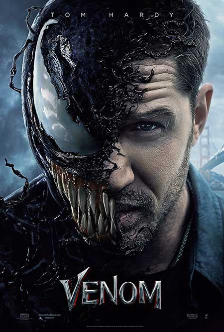 Venom 2018 - دانلود فیلم Venom 2019 سم