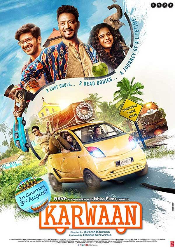 دانلود فیلم Karwaan 2018