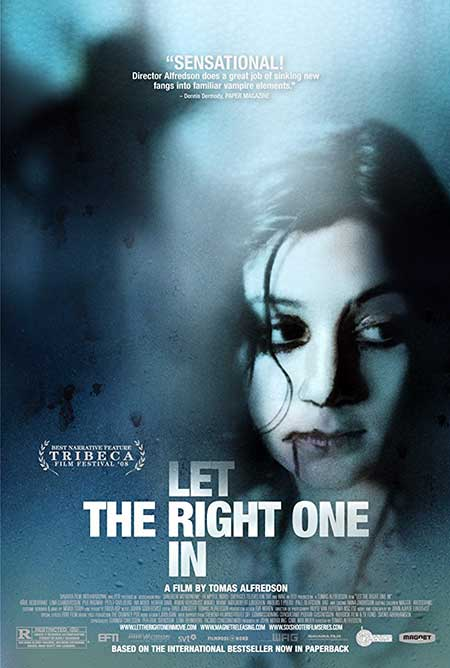 Let the Right One In 2008 - دانلود فیلم Let the Right One In 2008