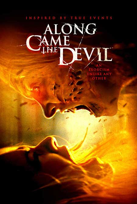 Along Came the Devil 2018 - دانلود فیلم Along Came the Devil 2018