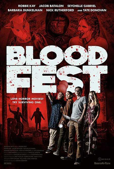 Blood Fest 2018 - دانلود فیلم Blood Fest 2018