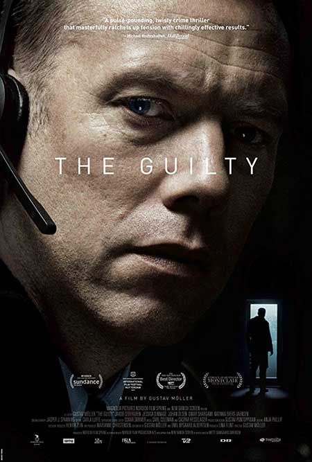 The Guilty 2018 - دانلود فیلم The Guilty 2018