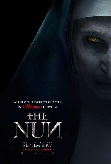 The Nun 02018 - دانلود فیلم The Nun 2018 راهبه