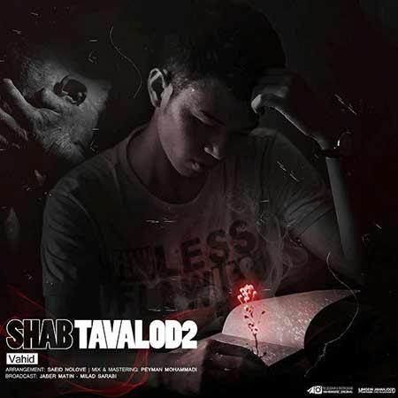 Vahid Shabe Tavalod 2 - دانلود آهنگ شب تولد ۲ وحید