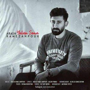 Arash Ramezanpour Yolun Sonu 300x300 - Arash-Ramezanpour---Yolun-Sonu