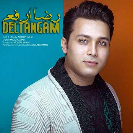 Reza Arfaei Deltangam - دانلود آهنگ دلتنگم رضا ارفعی