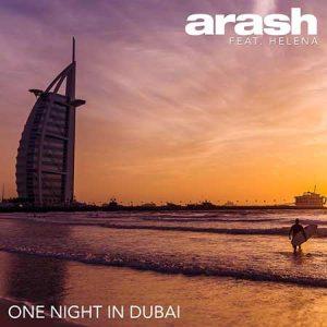 دانلود آهنگ یک شب در دبی آرش و هلنا