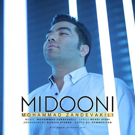 Mohammad Zand Vakili Midooni - دانلود آهنگ میدونی محمد زند وکیلی
