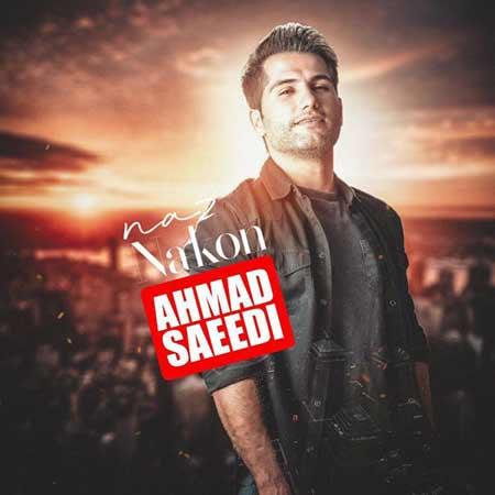 دانلود آهنگ ناز نکن احمد سعیدی