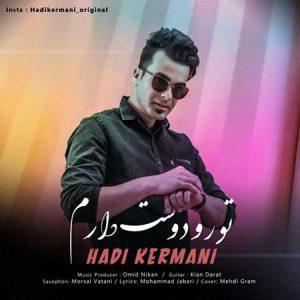 دانلود آهنگ تو رو دوست دارم هادی کرمانی