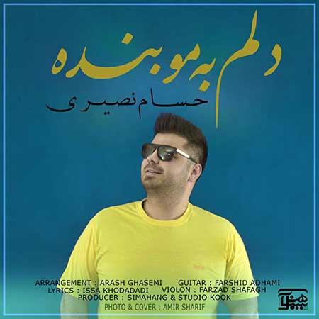 Hesam Nasiri Delam Be Mo Bandeh - دانلود آهنگ دلم به مو بنده حسام نصیری
