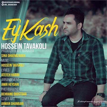 Hossein Tavakoli Ey Kash - دانلود آهنگ ای کاش حسین توکلی