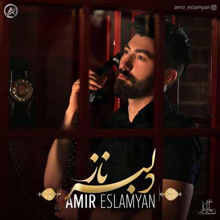Amir Eslamyan Delbare Naz - دانلود آهنگ دلبر ناز امیر اسلامیان