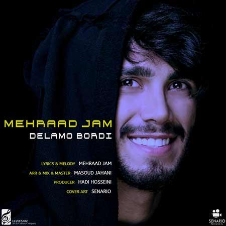 Mehraad Jam Delamo Bordi - دانلود آهنگ دلمو بردی مهراد جم