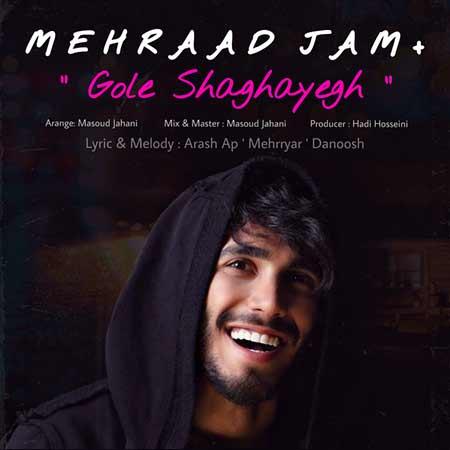 Mehraad Jam Gole Shaghayegh - دانلود آهنگ گل شقایق مهراد جم