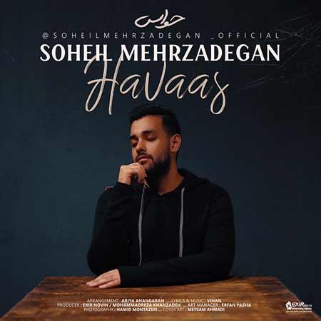 Soheil Mehrzadegan Havaas - دانلود آهنگ حواس سهیل مهرزادگان