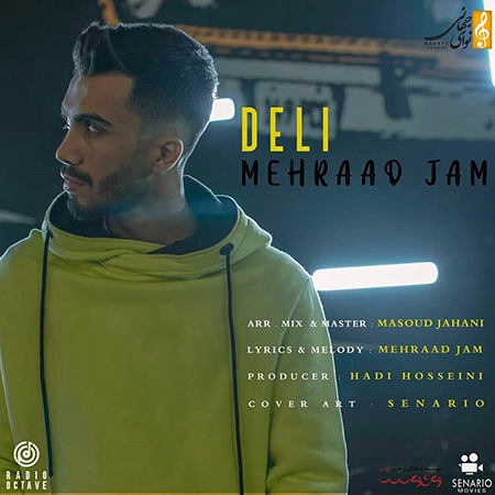 Mehraad Jam Deli - دانلود آهنگ دلی مهراد جم