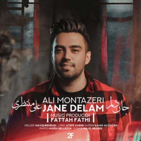 Ali Montazeri Jane Delam 450x450 - دانلود آهنگ جان دلم علی منتظری