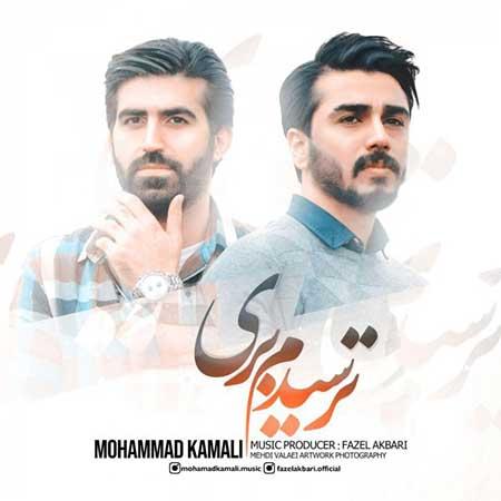 Mohammad Kamali Tarsidam Beri - دانلود آهنگ ترسیدم بری محمد کمالی