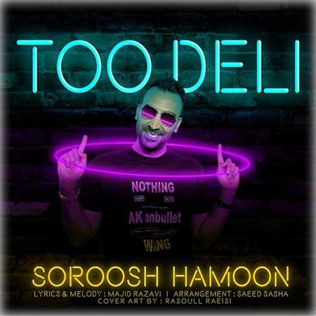 Soroosh Hamoon Too Deli - دانلود آهنگ تو دلی سروش هامون