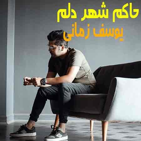 Yousef Zamani Hakeme Shahre Delam000 450x450 - دانلود آهنگ حاکم شهر دلم یوسف زمانی
